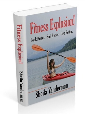 Sample book for professional credibility - personal trainer
