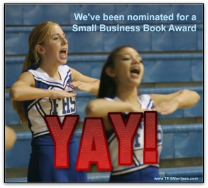 Vote for THGM Writing Services at the Small Business Book Awards