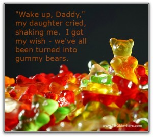 We are all gummy bears