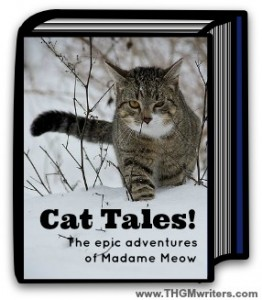 If cats could write epic novels