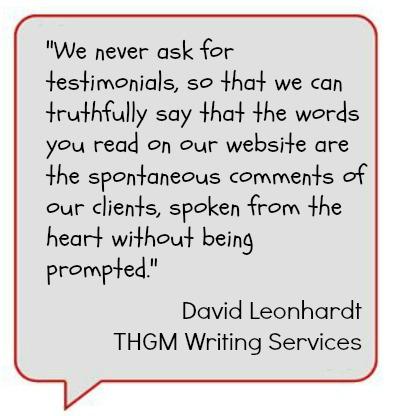 Real testimonials inspire trust