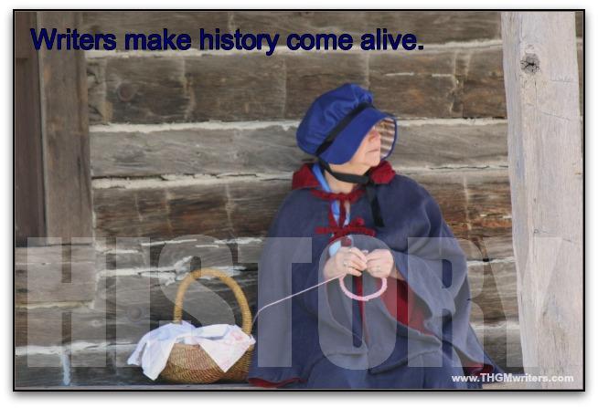 Writers make history come alive