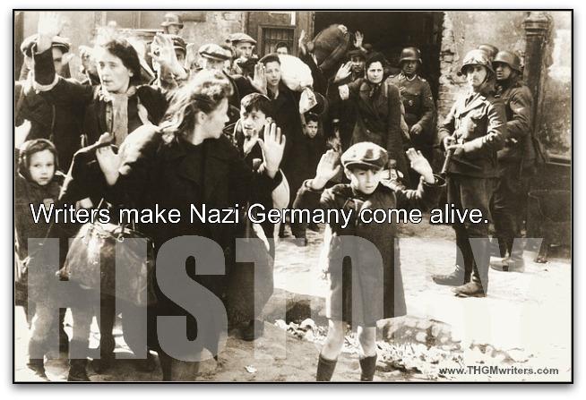 Writers make Nazi Germany come alive