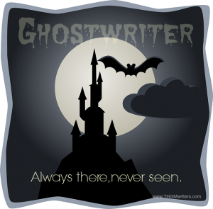 Ghostwriter - always there, never seen.