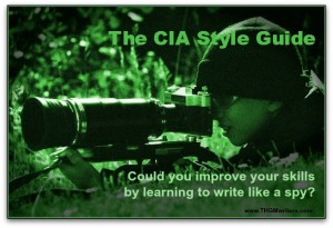 A sneak peak at the leaked CIA Style Guide
