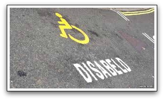 Disabled misspelled
