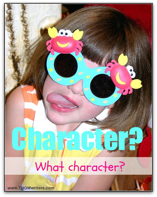 Character?  What character?
