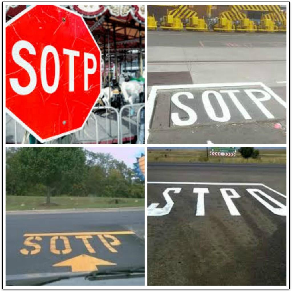 Stop misspelled
