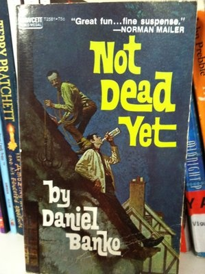 Cover of Not Dead Yet