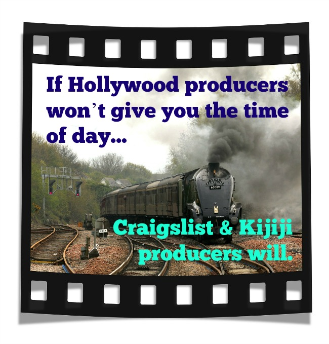 Craigslist film producers