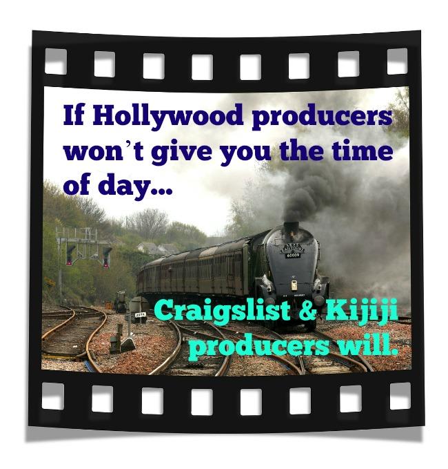 Craigslist film producers