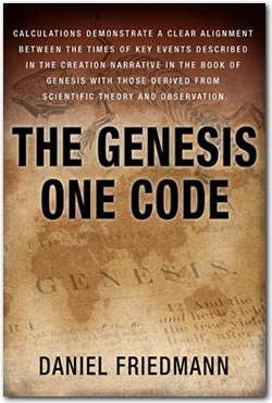 The Genesis One Code cover