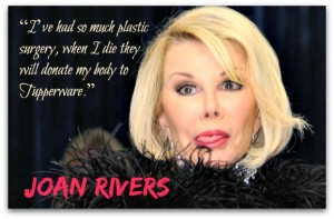 Can We Talk? What Writers Can Learn From Joan Rivers