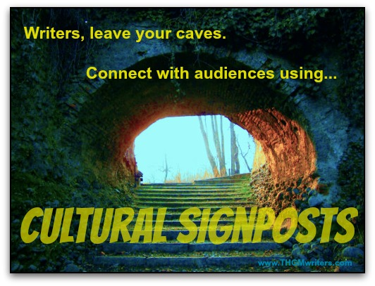 cultural signposts for writers