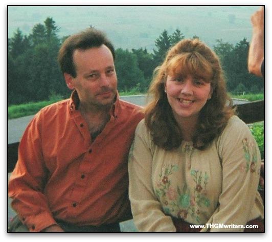 David and Chantal in Lietchenstein