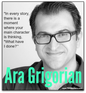 Story packing: Ara Grigorian's Finding the Story Beats workshop (spoilers)