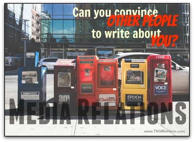 Is a career in media relations WRITE for you?