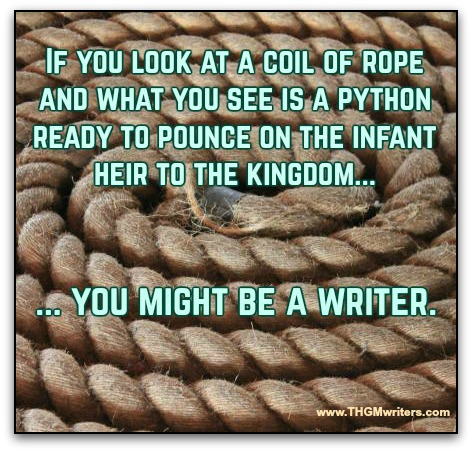 Python disguised as a rope