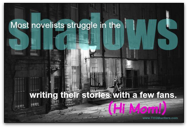 Novelists Write In The Shadows