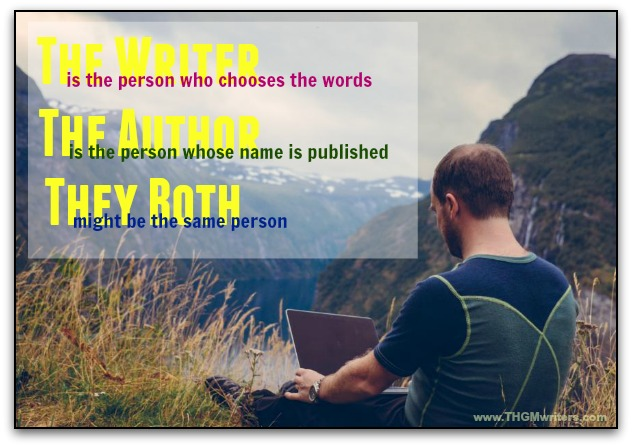Writer or Author