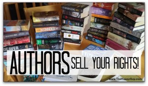 Authors, sell your rights
