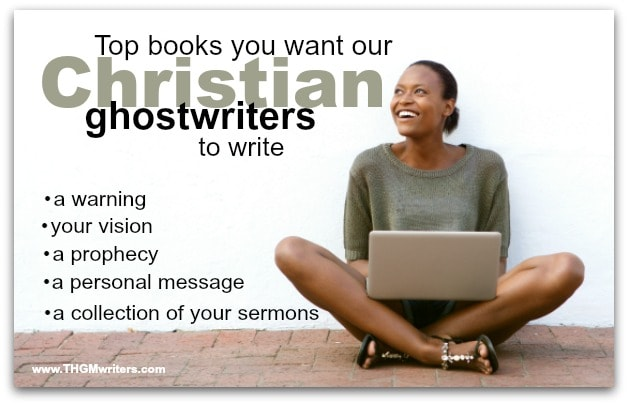 What Christian writers write