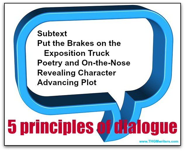 5 principles of dialogue