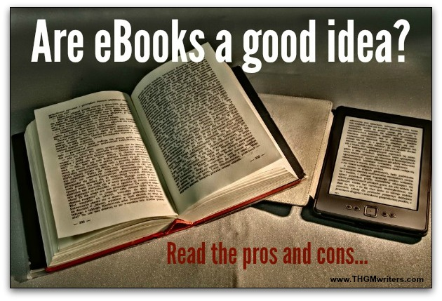 Are eBooks a good idea?