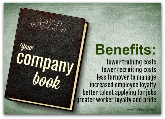 Benefits of a business book