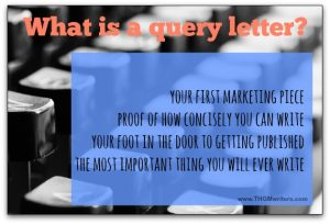 How to write a query letter – the ultimate guide