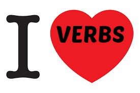I love verbs