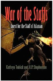 Cover - War of the staffs