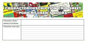 Children character crib sheet