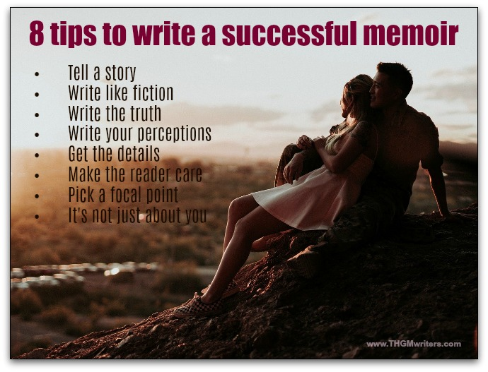 8 tips to write a successful memoir