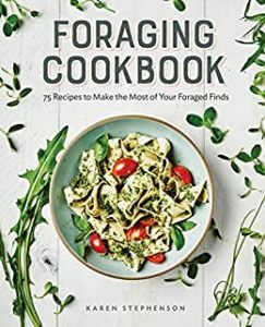 Foraging cookbook cover