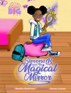 Cover - Simone B and the Magical Mirror