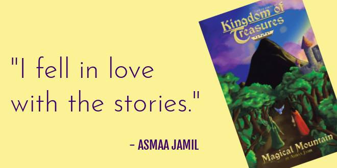 Asmaa Jamil quote